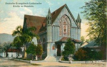 Deutsche Evangelisch Lutherische Kirch Lutheran Church