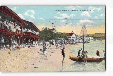 1923 - Waikiki
