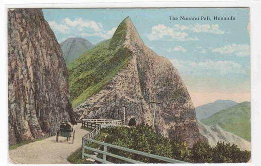 Nuuanu Pali