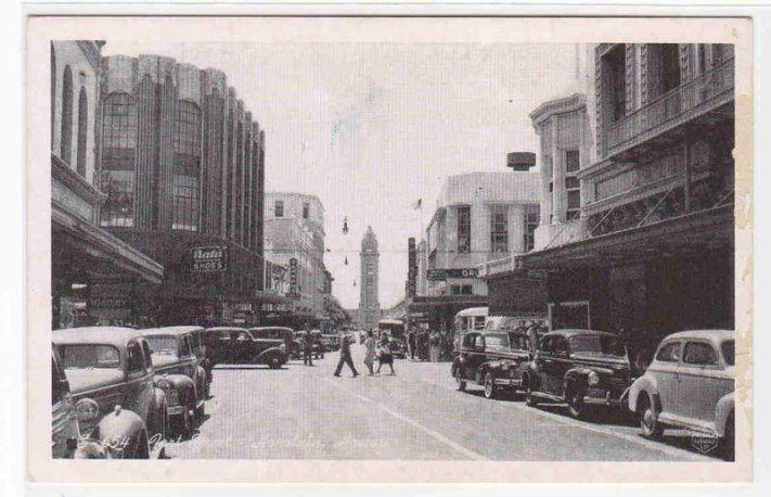 1940 - Fort Street