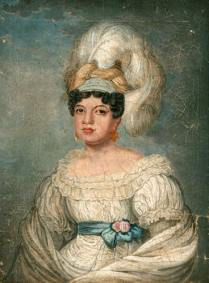 Queen Kamamal; wife of Kamehameha II