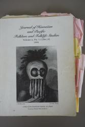 Journal of Hawaiian and Pacific Folklore and Folklife Studies Vol.2 - 1991