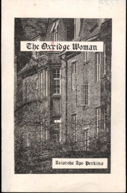 The Oxridge Woman Paperback – 1998 by Leialoha Apo Perkins
