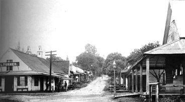 Hilo Town - 1880