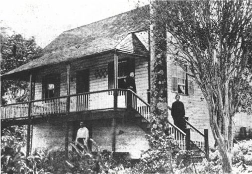 Home of Joseph Nawahi at Kūkuaū, Hilo