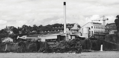 Hilo, sugar-mill