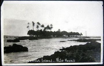 Cocoanut Island Hilo - 1900