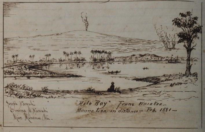 Hilo Bay - 1881